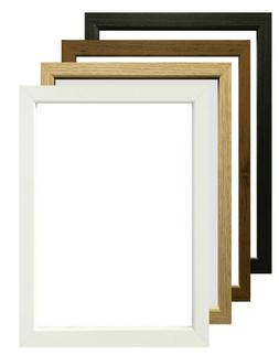 A1 A2 A3 A4 A5 Picture Frame Photo Frame Poster Frame Black