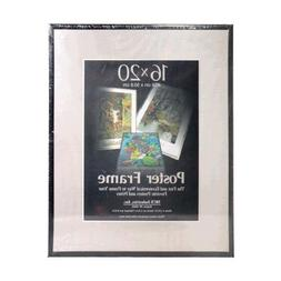 MCS Acrylic & Corrugated Back Poster Frame for a 16x20&q
