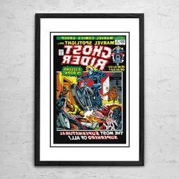 COMIC BOOK Posters | 13 to choose from | Available Framed or