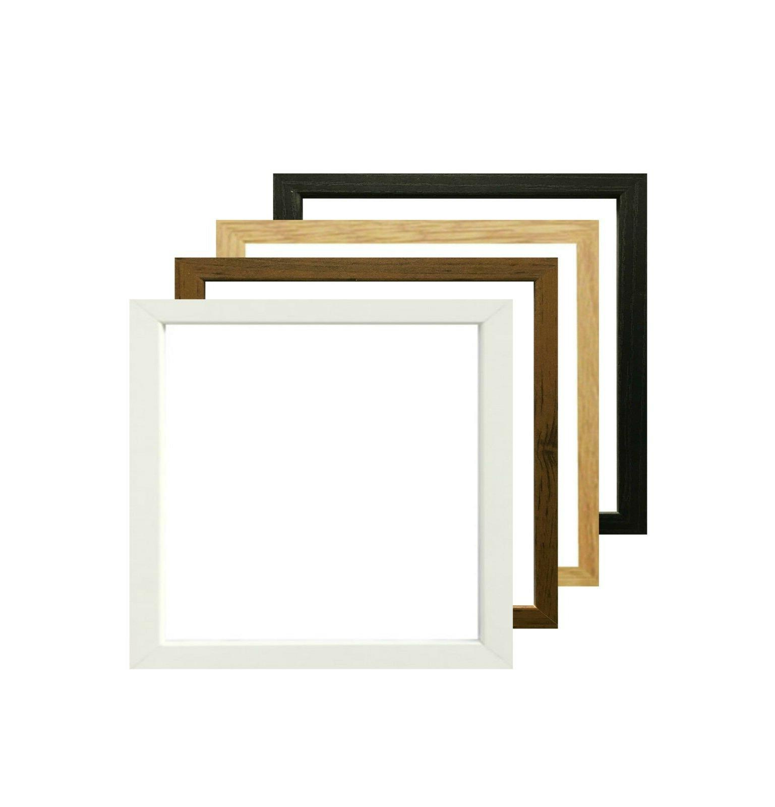 square photo frames picture frames poster size