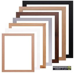 Modern Photo Frame Picture Poster Large Maxi Frames Black Wh