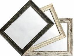 NEW Shabby Chic Distressed Wood Finish Poster Frame Frames -