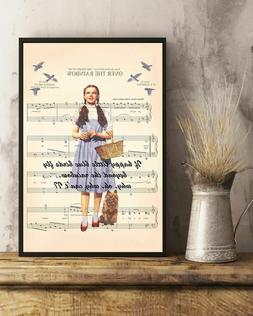 Over The Rainbow Judy Garland If happy little blue birds fly