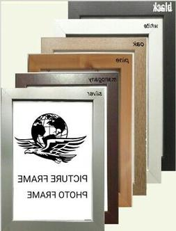 Photo Picture Poster Frames Wholesale prices Silver White Bl