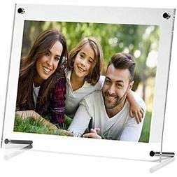 - Picture Frame, 8.5x11 Clear Acrylic Photo A4 Letter Size D