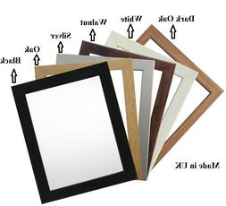Picture Frame Photo Frame Poster Size Frame Wooden Effect A1