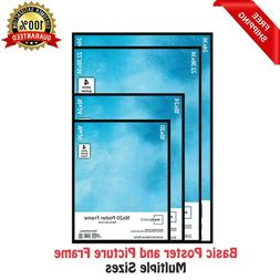 Poster Picture Frames Display Protect Cover Showcase Certifi
