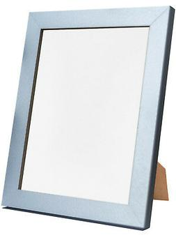 Silver Picture Photo Poster Frames Multiple Sizes H7 A3 A4 2