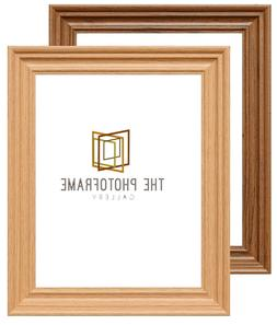 Wood Wooden Effect Picture Frames Poster Frames Various Squa